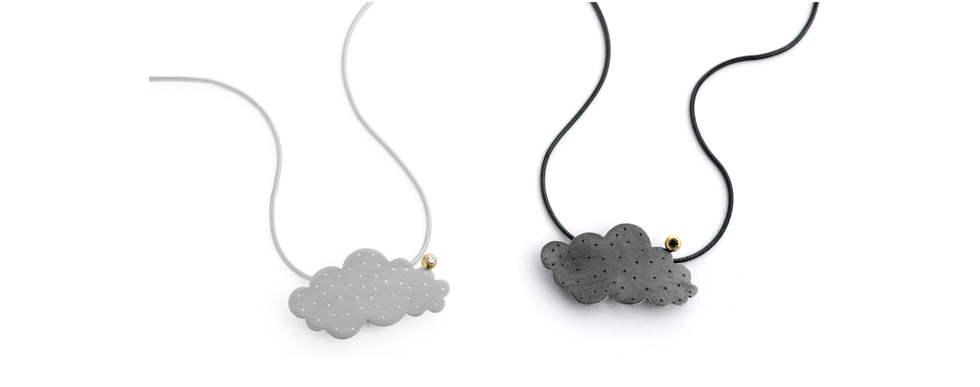 Single Cloud Pendants