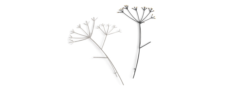 Cow Parsley Pins